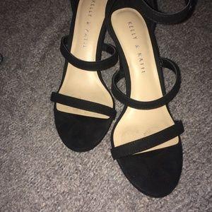 b0b14169a6c Kelly   Katie Shoes - Katie   Kelly COURTNEE SANDAL triple strap heels